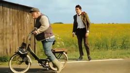 riding solex - mr.bean