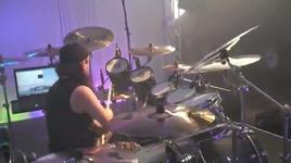 heroes of our time drum - dragonforce
