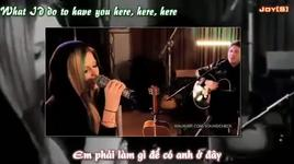 wish you were here (vietsub,lyrics) - avril lavigne