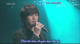 7 years of love [vietsub karaoke] - kyu hyun (super junior)