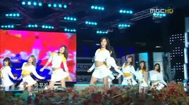 into the new world (live) - snsd
