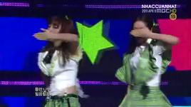 twinkle twinkle (live) @ music core 9/4/2011 - girl's day