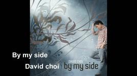 by my side - david choi