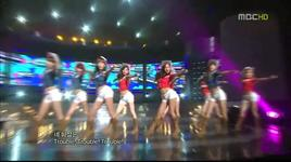 hoot (live hd 2) - snsd