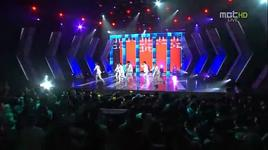 nothing's over (live) @ music core 16/4/2011 - infinite