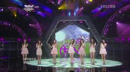 wishlist + i don't know (live) @ music bank 22/4/2011  - a pink