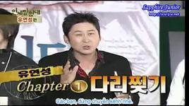 kham pha co the con nguoi ep 7 ( part 1/4 ) - super junior