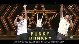 ato hitotsu (music station 20110318) - funky monkey babys