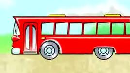 the wheels on the bus (children song) - v.a