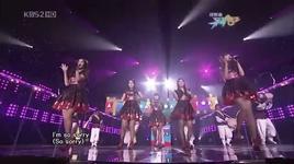 bo peep bo peep (live hd 6) - t-ara