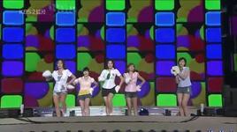 bo peep bo peep (live hd 7) - t-ara