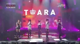 bo peep bo peep (live hd 4) - t-ara