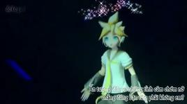 butterfly on your right shoulder (vietsub - from 39′s giving day) - kagamine len, kagamine rin