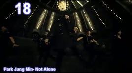 my top 20 favorite korean songs as of january 2011 - dang cap nhat
