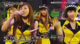 "mr. taxi live on ""hey! hey! hey! music champ"" (06.06.2011) - snsd"