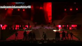 lupin + jumping (live) @ dream concert 2011 - kara