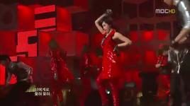 i go crazy because of you (live hd 2) - t-ara