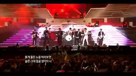 dream concert 2011 (sunset glow) - flower, eru, kim tae woo, seo in guk