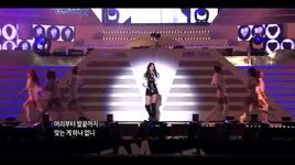 dream concert 2011 (black & white) - g.na