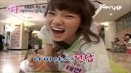 taeyeon laugh like dorky (p2) - snsd
