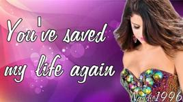 love you like a love song - selena gomez, the scene