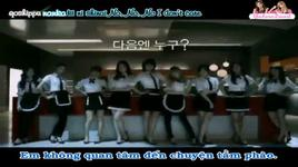 vietsub beautiful stranger (lyrics) - snsd