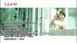 khi co don em nho ai (lyrics) - truong dong luong (nicholas teo)