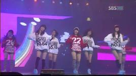 girls' generation (live - 18.11.2007) - snsd