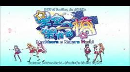 hoshizora e kakaru hashi op - hoshikaze no horoscope (vietsub) - yamisora