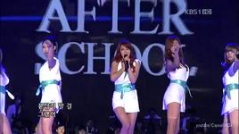 because of you (live 7) - after school