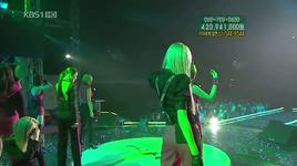 because of you (live 1) - after school