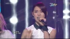 because of you (live 2) - after school