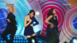 because of you (live 10) - after school