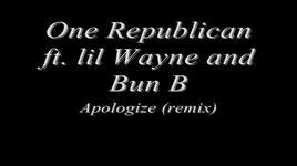 apologize (remix) - onerepublic
