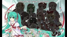 vocaloid girls  - yuki, miki, kagamine rin, gumi, meiko, megurine luka, miku, lily