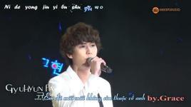 forgive me - kyu hyun (super junior)