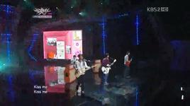 love girl @ kbs music bank (6/5/2011) - cnblue