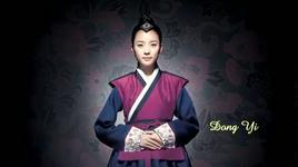  wind from the end of the sky (dong yi ost 2) - jang nara