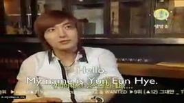 super junior dong phim quan cafe hoang tu - super junior
