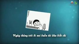 nhung dieu nho nhoi (doraemon music video) - vy oanh