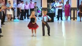 man nhay quyen ru cua doi vu cong 6 tuoi - dancesport