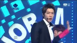 mr.simple ( m countdown 18/8/2011) - super junior