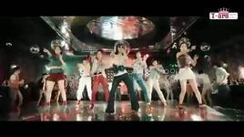 roly poly (stage ver - vietsub) - t-ara