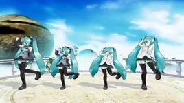 miku miku dance - heart catch paradise - hatsune miku