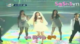 y star @ right now it's snsd (ep 4 part 3/5) - snsd