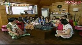 hahamong show (vietsub) - part 2 - snsd