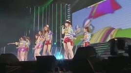 snsd - the 1st japan tour in tokyo - part 11 - snsd