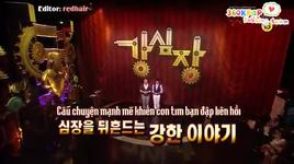 strong heart show ep4 (vietsub) - part 1 - snsd
