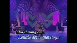 nho nguoi yeu (lyrics) - nhu quynh, truong vu