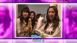 sbs good morning show (vietsub) - part 1 - snsd
